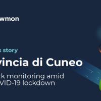 Provincia di Cuneo: sicurezza remota con Flowmon