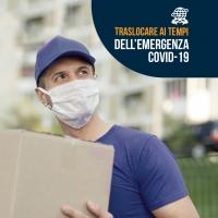 TRASLOCARE AI TEMPI DELL'EMERGENZA COVID-19