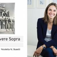 """""""Vivere Sopra"""", il saggio d'esordio di Nicoletta M. Busetti"""