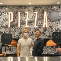 Nell'era post-lockdown Vincenzo Falcone e Gian Andrea Squadrilli aprono tre ristoranti