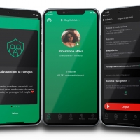 """Difendere i giovani dal cyberbullismo con un'app: ecco """"Bodyguard per le famiglie"""", la soluzione di protezione digitale sviluppata da Bodyguard e BNP Paribas Cardif in collaborazione con Fare X Bene Onlus"""