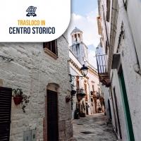 Trasloco in centro storico: competenza e professionalità per un servizio ottimale