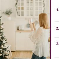 Al via il contest social di Natale la sfida per l'albero addobbato più popolare sul web