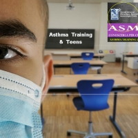 I giovani e l'asma: non abbassiamo la guardia con la pandemia. Ritorna Asthma Training & Teens!