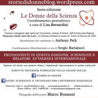 Storie di Donne 2020 – Sesta Edizione: Le Donne della Scienza