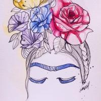 """È online la mostra intitolata """"Cinzia Atzori: Arte + Fantasia= Artisticando"""""""
