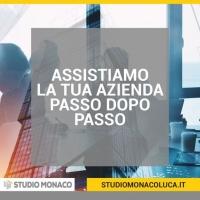 consulente buste paga Roma Studio Monaco Luca