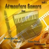 In uscita oggi l'album Atmosfere Sonore di Antonio Arietano e Claudio Patuto
