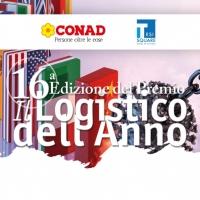 """Conad e TESISQUARE® si aggiudicano il Premio """"Il Logistico dell'Anno 2020"""""""