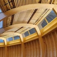 Il legno materiale da costruzione sostenibile per un'Europa Climate Neutral nel 2050