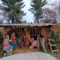 Mondavio, a San Filippo il presepe artistico più grande della Valcesano