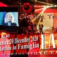 CHIARA TAIGI a UnoMattina In Famiglia - Su RAIUNO Domenica 20 Dicembre 2020 alle 9:15