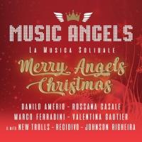 Merry Angels Christmas un progetto di musica solidale in vetta alla classifica degli album più venduti su Amazon