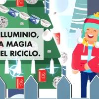 """Take firma il video di Natale CIAL """"Alluminio, la magia del riciclo"""""""