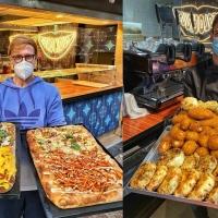 """Golocious  inaugura """"Pizza in teglia""""  al Vomero in Via Cimarosa, il  quinto locale in un anno"""