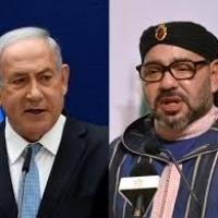 Importante colloquio telefonico tra Sua Maestà Mohammed VI e Il Primo Ministro d'Israele  Benyamin Netanyahu