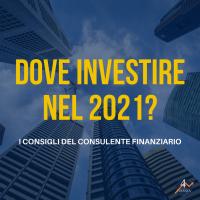 Investimenti 2021: quali saranno i trend?
