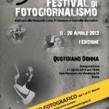 Al via il primo festival di fotogiornalismo del IX Municipio