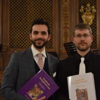 """""""Graduale Polyphonicum – Tempus Nativitatis"""", scritto da Alessandro Bacchiega e Rocco Salemme"""