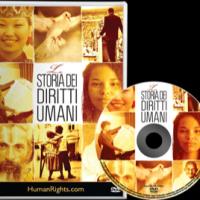 La Chiesa di Scientology di Novara dona 25 DVD sulla storia dei diritti umani alla comunità Baobab