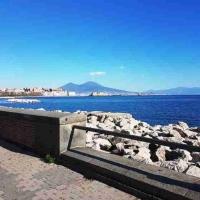 Il lungomare di Napoli