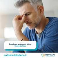 Cefalea come curarla | Poliambulatori Lazio Korian