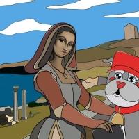 Caggiulino Sardum visita l'incantevole Tharros