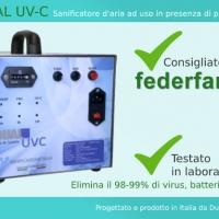Sanificazione: Federfarma Torino stipula convenzione per i farmacisti e consiglia Dual UV-C