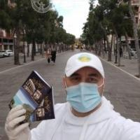Da Porto San Giorgio a Castelfidardo per augurare 'FELICITÀ!