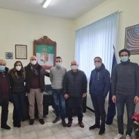 Mariglianella  Iniziata l'attività del Centro Tamponi Covid 19 frutto della collaborazione fra Amministrazione Comunale e ASL Na 3 Sud.
