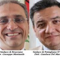 -Brusciano Sindaco Montanile solidarizza con Del Mastro Sindaco di Pomigliano. (Scritto da Antonio Castaldo)