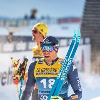 De Fabiani chiude il Tour de Ski 15°