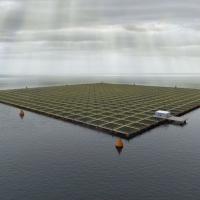Fotovoltaico flottante, Saipem porta in mare l'innovazione verde