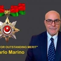 Carlo Marino insignito dell'Ordine