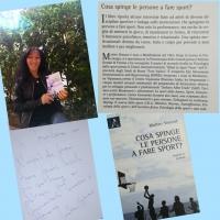 Marilena Carella: Prossimo obbiettivo vivere l'emozione della mia prima maratona