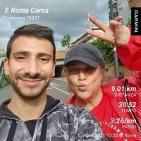 Luca Parisi, maratoneta: Bisogna non arrendersi e inseguire i propri sogni