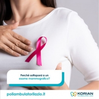 Mammografia come prepararsi all'esame | Poliambulatori Lazio Korian