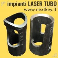 Gli impianti taglio laser tubi nelle carpenterie metalliche conto terzi
