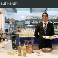 """Kiris Yusuf Farah e Antonio Seno, sono i maîtres vincitori della prima edizione del """"Flambè Art Competition"""""""