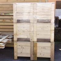 Le tipologie di imballo in legno per spedizioni e stoccaggio