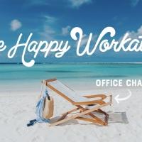 One Happy Workation: il tuo nuovo ufficio in paradiso!