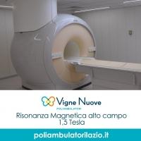 Risonanza magnetica in convenzione Poliambulatori Lazio Korian