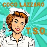 """Coco Lazzaro """"T.S.O"""" è il singolo estratto dal libro autobiografico """"Non volevo una vita spericolata"""" dell'artista piemontese"""