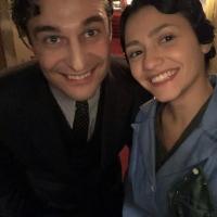 Anna Lucia Pierro protagonista nel primo episodio de  Il commissario Ricciardi