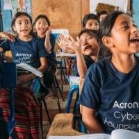 Acronis Cyber Foundation: chiuso il 2020 con l'apertura di tre nuove scuole e la costruzione di due nuove aule informatiche