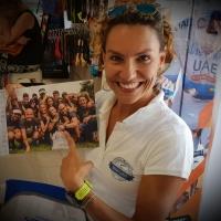 Maria Casciotti, triathlon:Il sacrificio è il mio pane quotidiano