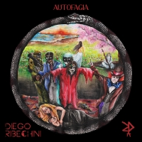 È uscito Autofagia, il nuovo disco di Diego Ribechini