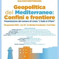 """Scenari possibili della geopolitica del Mediterraneo durante l'incontro promosso dalla rassegna """"Dialoghi Mediterranei"""""""