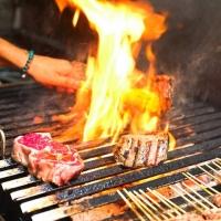 Alla Locanda dei Giurati (Como) la brace torna ad ardere ogni giorno, a pranzo