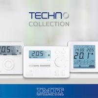 Gamma Techno di IMIT Control System. Termoregolazione semplice ed efficiente